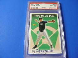 1993 Topps Derek Jeter ROOKIE RC #98 PSA 10 GEM MINT NY YANKEES AWESOME CARD