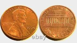 1994 Penny Close AM No Mint Mark AMAZING DEAL (VALUED AT $2000)