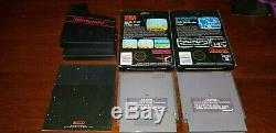 Authentic Nes NY Test Market/Deluxe Set, Complete, Mint, Original Owner, Rare