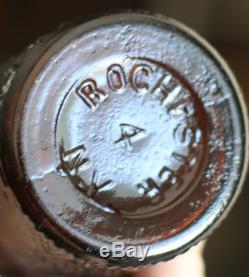 BEAUTIFUL ANTIQUE TIPPECANO BOTTLE, ROCHESTER, NY MINT
