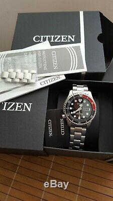 Citizen Promaster Automatic 200m Divers Watch NY0085-86EE mint