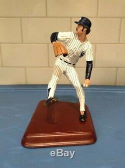 DANBURY MINT NEW YORK YANKEES RON GUIDRY /// HARD to FIND