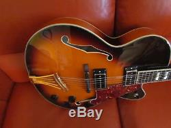 D'Angelico EXS-1DH NY Series Hollowbody Electric Guitar Mint
