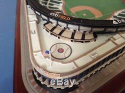 Danbury Mint N. Y. Mets Citifield Lighted Stadium Opening Day / Brand New