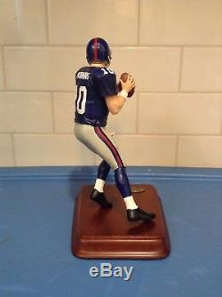 Danbury Mint New York Giants Eli Manning /// Great Condition