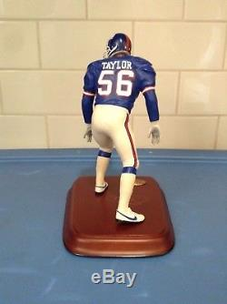 Danbury Mint New York Giants Lawrence Taylor //// Great Condition