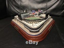 Danbury Mint New York Mets Opening Day At Citi Field Large Lit Up Stadium Used
