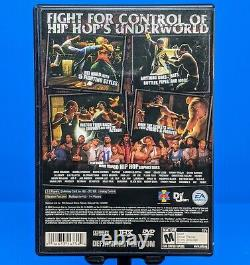 Def Jam Fight for NY (PlayStation 2 PS2, 2004) CIB Complete In Box, Near Mint