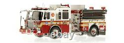 FIRE REPLICAS FDNY Fire Department New York KME Engine 58 SOLD OUT NEW MINT