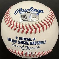 Gerrit Cole Signed Baseball NY Yankees Autograph Official MLB Authenticated Mint