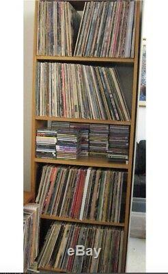 HUGE Lot! 3500+ POP/ROCK LPs (Vinyl)! NY TRI-STATE AREA ONLYPICK-UP ONLY