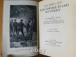 Hardy Boys, 1st Ed, The Shore Road Mystery & House on the Cliff, Plus Lot of 5