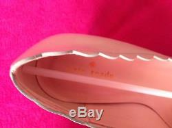 Kate Spade NEW YORK MAXINE Rare Mint Color Patent Leather Pumps Heels NWB 9.5
