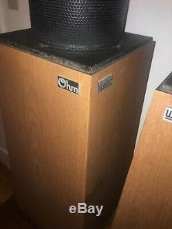 Legendary Ohm Walsh 2 Made in Brookyn NY USA Classic Ohm Walsh design MINT