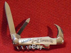 MINT CONDITION A. GRAEF NEW YORK MADE IN GERMANY BARTENDERS KNIFE c1905-1908