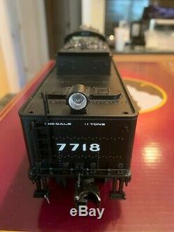 MTH Premier New York Central 0-8-0 with PS3 20-3703-1 Mint