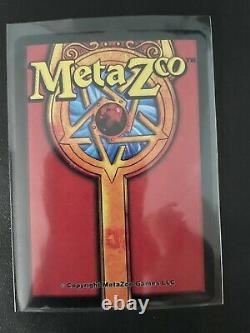 MetaZoo 2021 New York Comic Con Promo Card 806/5000 Signed By Creator Mint