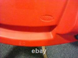 NY Giants NFL football Stadium seat chair mint condition #5 sweet