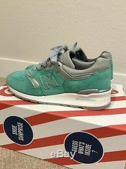 New Balance 997 Mint Rivalry New York Yankee Concepts Us8.5