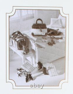 New York Yorkie Accessory Pack Barbie Silkstone Collection 2004 Highly Detailed