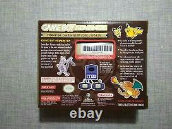 SEALED MINT Pokemon Center Limited Special Edition New York Game Boy Gameboy