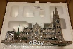 St. Patrick's Cathedral The Danbury Mint Replica Detailed Model in New York City