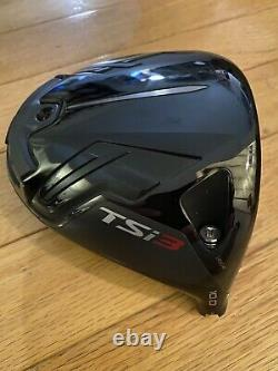 Titleist TSi3 Driver Head 10.0 Mint Right 2021 NY fast ship Authentic